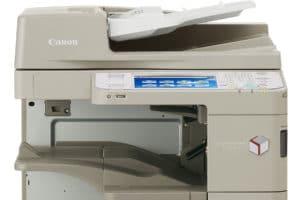 Canon Copier Lease