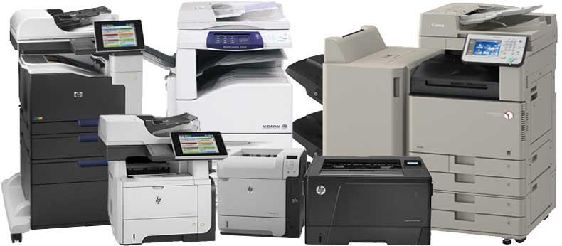 Copiers Printers