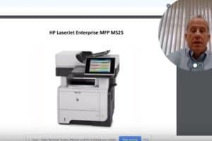 HP LaserJet M525 MFP
