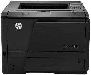 HP LaserJet M401