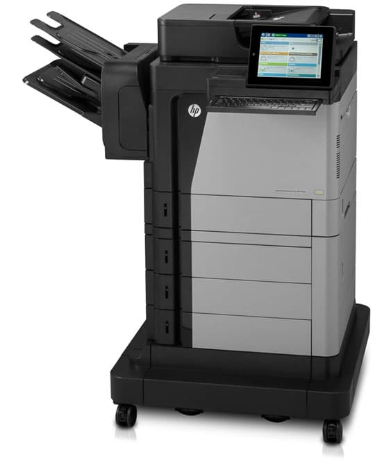 HP LaserJet M630 Copier