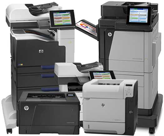 Free HP Laser Printers